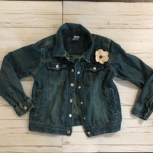 Girls Gymboree Jean Jacket